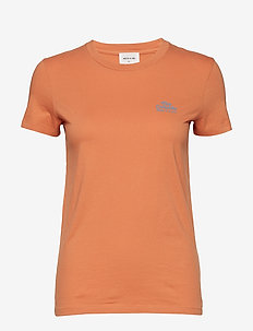 Eden T-shirt - DUSTY ORANGE