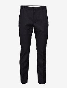Tristan trousers - BLACK