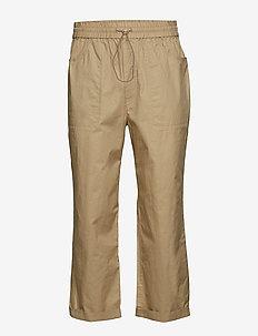 Buzz trousers - casual trousers - light khaki