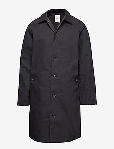 Roald coat - BLACK