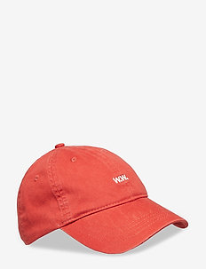 Low profile cap - RUST