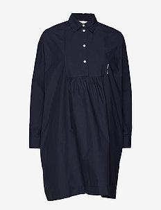 Janica dress - NAVY