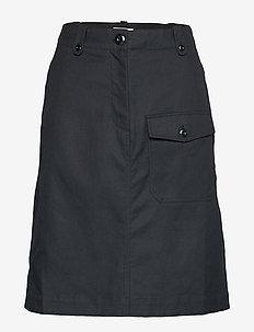 Runa skirt - BLACK