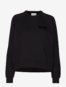 Jerri sweatshirt - BLACK