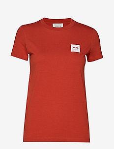 Eden T-shirt - RUST