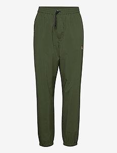 Hampus trousers - DARK GREEN