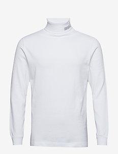 Austin turtleneck - BRIGHT WHITE