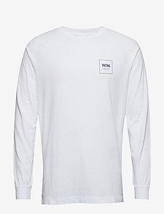 Han long sleeve - BRIGHT WHITE