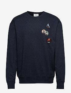 Hugo sweatshirt - NAVY