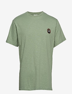SlaterT-shirt - DUSTY GREEN
