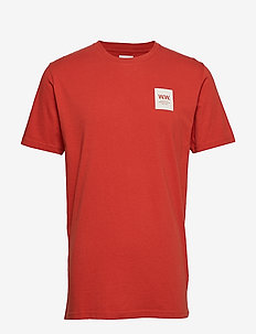 WW Box T-shirt - RUST