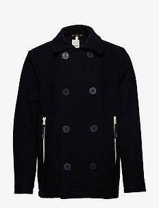Herman jacket - ullrockar - navy
