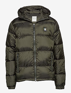 Helmut jacket - DARK GREEN