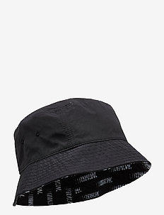 Bucket hat - BLACK AOP