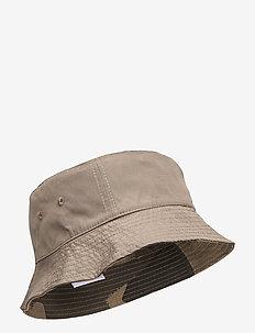 Bucket hat - bucket hats - brush camo aop
