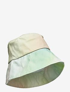 Sun hat - bob - green aop