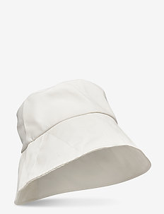 Sun hat - bøllehatte - off white