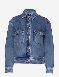Marie jacket - jeansjackor - classic vintage