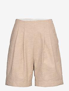 Birgit shorts - bermuda-shortsit - khaki