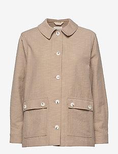Wilma jacket - kurtki przejściowe - khaki