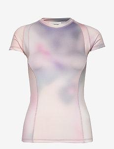 Emma T-shirt - t-shirts - lilac aop