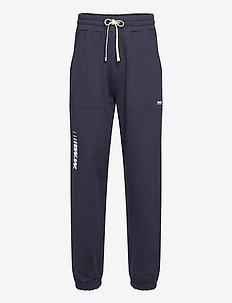 Sigurd trousers - collegehousut - navy
