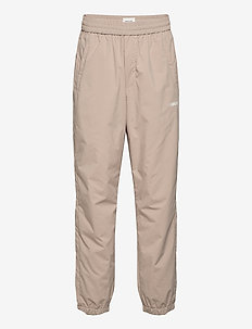 Hampus trousers - spodnie na co dzień - khaki