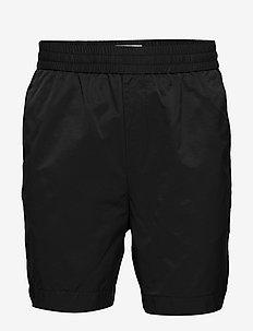 Baltazar shorts - casual shorts - black