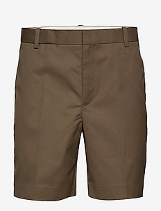 Tomi shorts - tailored shorts - taupe