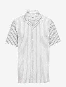 Brandon shirt - OFF-WHITE STRIPES