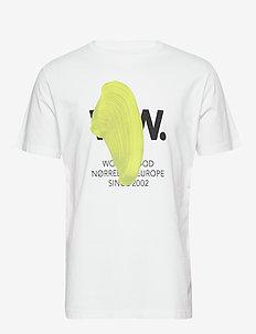 WWblob T-shirt - bright white