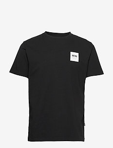 WW Box T-shirt - printed t-shirts - black