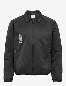 Clive jacket - leichte jacken - black