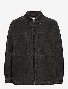 Gale jacket - leichte jacken - dark green