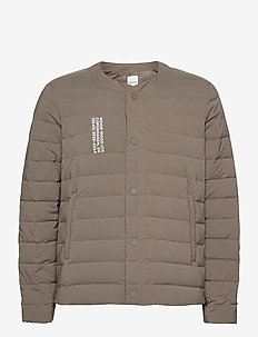 Keanu light padded jacket - donsjassen - moss