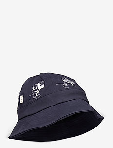 Ivan bucket hat - bucket hats - navy