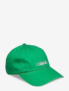 Low profile cap - GREEN