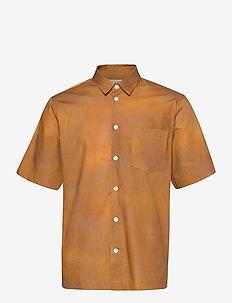 Thor shirt - krótki rękaw - orange aop