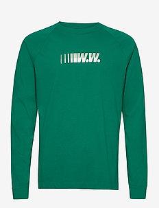 Han long sleeve - długi rękaw - green