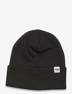 Gerald tall beanie - bonnet - black