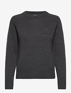 Asta jumper - truien - grey