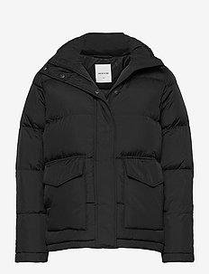 Josephine jacket - dun- & vadderade jackor - black