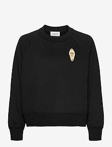 Hope sweatshirt - sweatshirts - black
