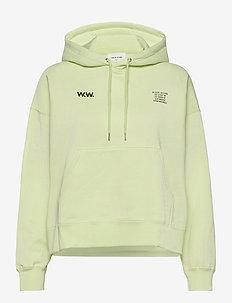 Mary hoodie - kapuzenpullover - light green