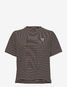 Alma T-shirt - t-shirts - navy stripes