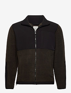 Hannes jacket - vindjakker - dark green