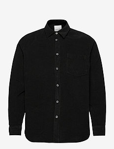 Aske shirt - basic skjorter - black