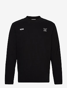 Anakin long sleeve - langærmede t-shirts - black