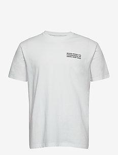 Info T-shirt - basis-t-skjorter - bright white