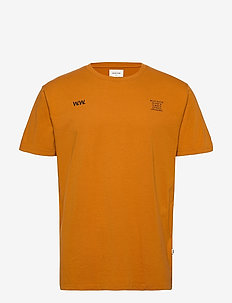 Voyages T-shirt - kortærmede t-shirts - orange